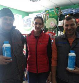 Dan sa Adamom u poljoprivrednoj apoteci Novagro1 u Kovilju