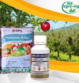 Zaštita jabuke od Venturia inaequalis